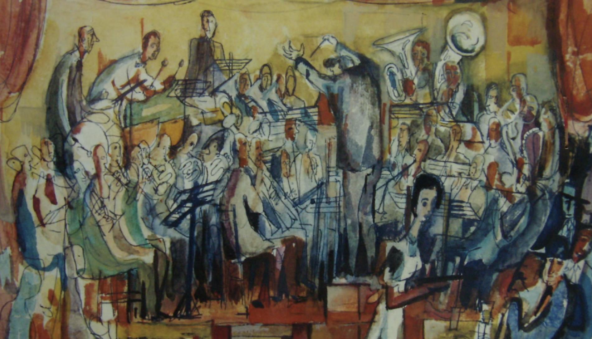 Twee illustere harmonie orkesten